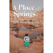 A Place of Springs . . .: Reflections on the Journey, Paperback/Suzanne Witty