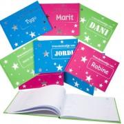Vriendenboekje met naam