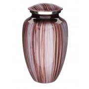 Grote Elegance Urn Pink Stripes (3.5 liter)