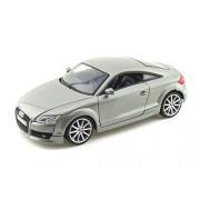 2007 Audi TT Coupe 1/18 Grey