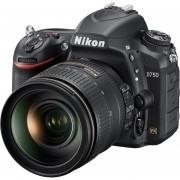 Nikon D750 Full Frame Kit Con Lente 24-120mm + 32gb