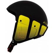 Eassun skihelm Sport Race IV unisex zwart/geel maat 53/56