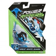 Power Rippers Single Pack - GREAT WHITE SHARK - SERIES 01