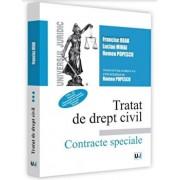 Tratat de drept civil. Contracte speciale, vol. III. Depozitul. Imprumutul de folosinta. Ed. a V-a/Francisc Deak