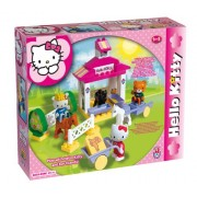 Smoby Hello Kitty 41 Piece Horse Stable