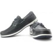 Clarks Orson Harbour Boat Shoes For Men(Blue)