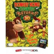 Joc Donkey Kong Country Returns 3d Pentru Nintendo 3ds