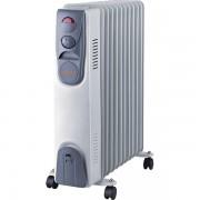 Calorifer electric Vortex VO YLA0611 2000 W 11 elementi 3 trepte de putere Indicator luminos Protectie supra incalzire