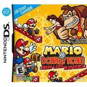 Mario Vs Donkey Kong Mini Land Mayhem Nintendo Ds