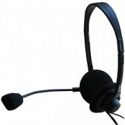 Casti cu Microfon Serioux H480MV (Negru)