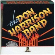 Video Delta Harrison,Don - Red Hot - CD