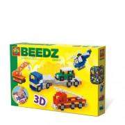 SES Beedz strijkkralen 3D voertuigen