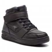 KangaRoos Sneakersy KANGAROOS - Future-Space Hi 18308 000 5001 D Jet Black