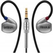 RHA T20 High Fidelity Noise Isolating, Dual Coil In-Ear Headphone