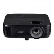 Proiector ACER X1323WH, DLP 3D Ready, WXGA 1280x800, 3700 lumeni, 20000:1,lampa 15000 ore, HDMI, USB, Composit,VGA, 2.4 Kg,telecomanda, culoare negru.