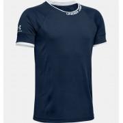 Under Armour Boys' UA Challenger III Training Shirt Navy YXL