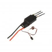 125A Sin Escobillas Del Agua De Refrigeración Eléctrico Controlador De Velocidad ESC Con 5V 5A SBEC Para El Modelo De RC Barco