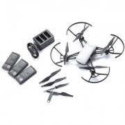 DJI Tello Boost Combo- Includes Tello Drone, extra props, 2 extra batteries and a Charging Hub