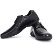 Clarks Finer Day Genuine Leather Lace Up Shoes For Men(Black)