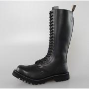 cipele ČELIK - 20 pinhole - Crno