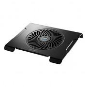 "Cooler laptop Cooler Master NotePal CMC3, pana la 15"", Black"