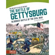 The Battle of Gettysburg: Bloodiest Battle of the Civil War, Hardcover