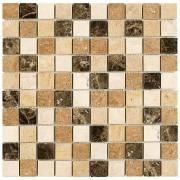 Dunin mozaika kamienna 30x30 travertine mix 32 __DARMOWA DOSTAWA OD 1600zł__