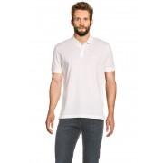 Boss Hugo Boss Polo-Shirt Piro, Regular Fit weiß