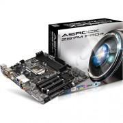 MB ASRock Z87M Pro4, Sc LGA1150, Intel Z87, 4xDDR3, VGA, mATX