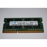 Memorie laptop Samsung 4GB DDR3 2Rx8 PC3-10600S-09-11-F3 PC3-10600S