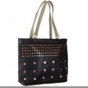 femina fashion hand held messenger bag Waterproof Messenger Bag(Black, 5 L)