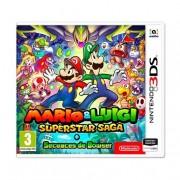 Nintendo 3DS - Mario y Luigi - Super Star Saga y Secuaces de Bowser