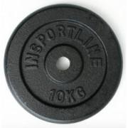 Greutate fier inSPORTline 10kg30mm
