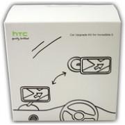 HTC Стойка за автомобил HTC Kit CU S460 за Incredible S + зарядно за автомобил