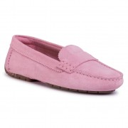 Мокасини CLARKS - C Mocc 261478634 Pink Suede