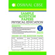 Oswaal CBSE Sample Question Papers For Class 11 Physical Education (For 2016 Exams)