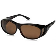 Haven Fits On Sunwear Haven Fit On Sunwear Fit On Sunglasses,Black Frame/Gray Lens,one size