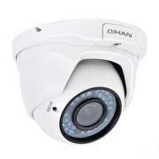 Куполна камера AHD/TVI/CVI/Analog, Dark-Fighter Starlight, водоустойчива, 2.0 MP, 1/2.8 SONY, фиксиран обектив 3.6mm, 1080P, QH-V470SLC-NO