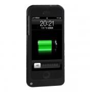 Baterie Externa Husa Neagra iPhone 5 5S