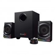 SPEAKER, CREATIVE Sound BlasterX Kratos S5, 2.1Ch, Черен