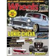Tidningen Wheels Magazine 4 nummer
