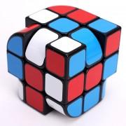 Cubo Magico Rompecabezas ZCUBE Penrose Cub-Negro