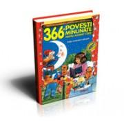 366 poveşti minunate pentru adormit copiii.