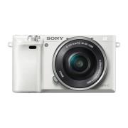 Фотоаппарат Sony Alpha ILCE-6000L, белый