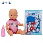 Lutka beba i set za doktora