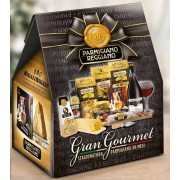 Cos de Craciun Italian Gourmet - 10 piese, made in Italy