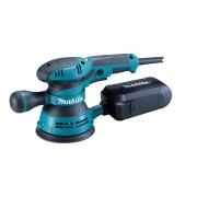 Makita BO5041 ekscentar brusilica 300W; 125mm