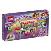 LEGO Friends, Furgoneta de hot dog din parcul de distractii 41129