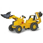 Kettler Cat Front Loader and Backhoe