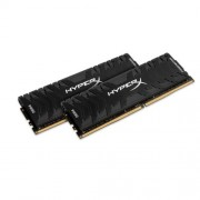 Kingston 16GB DDR4-2400MHz CL12 HyperX Predator Black XMP (2x8GB)